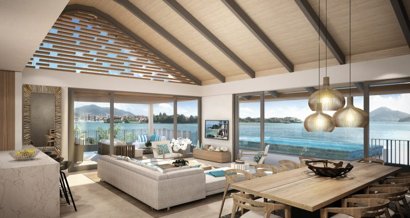 Buyers ready to move in as phase one of award-winning residential project in Seychelles is completed