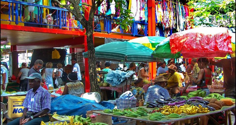 A temporary market is to be set up in Victoria Capital outskirts due to overcrowding at the city's main market