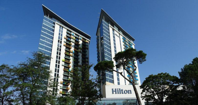 New Hotel in Hilton LXR
